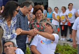 Prefeito abre turmas especiais para idosos e pessoas com deficiência na Academia de Saúde do Geisel