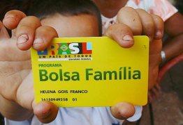 Governo não vê necessidade de ampliar Bolsa Família