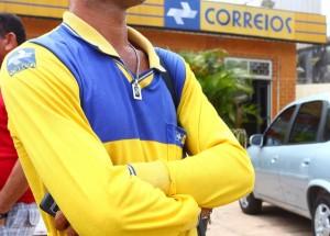 Greve funcionários dos Correios 300x215 - Correios entram em greve por tempo indeterminado na Paraíba