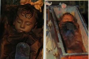 Rosália Lombardo 03 original 300x199 - Mistério - corpo de criança morta há 94 anos abre e fecha os olhos todos os dias. Entenda