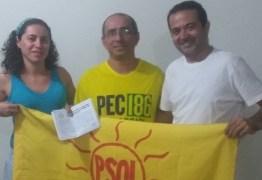 Presidente do PSOL emite nota lamentando exclusão definitiva de debate da Cabo Branco