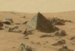 Nasa mostra supostas pirâmides em Marte e leva a especulações sobre alienígenas