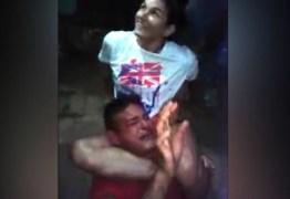 VEJA VÍDEO – Lutadora de MMA imobiliza assaltante  no Maranhão