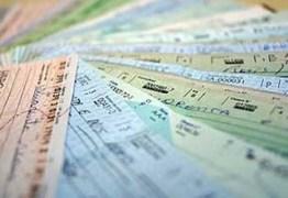 BORRACHUDOS: Número de cheques sem fundo é o maior do Brasil em 24 anos