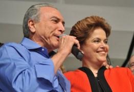 TEMER: Brasil irá superar crise e Dilma vai até 2018