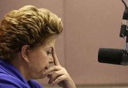 Concordância absoluta só na calma dos cemitérios, diz Dilma sobre Congresso