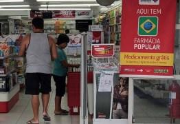Ministério da Saúde fecha Farmácias Populares em todo o Brasil