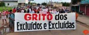 grito excluidos 300x118 - Aliados de Dilma na rua: excluídos e Fora Cunha