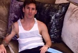 Messi recebe proposta de R$ 1 milhão por dia