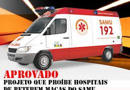 Polêmica entre Hospital de Trauma e Samu sobre macas tem o grave vírus da política – Por Josival Pereira