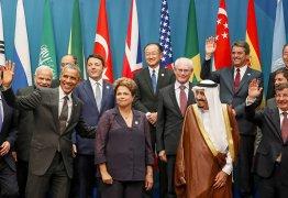 """VÍDEO – """"Levy fica onde está"""" Afirma Dilma no encontro do G20 na Turquia"""