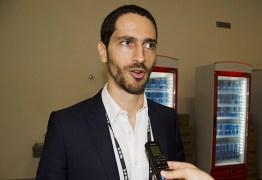 Apresentador da Globo News faz cobertura do IGF e elogia a Paraíba