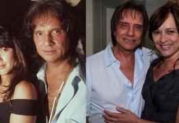 Solteira, Myrian Rios posa com o ex-marido Roberto Carlos e 'curte' pedidos do público pelo retorno do casal