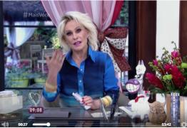 VEJA VÍDEO: Ana Maria Braga humilha barista nervoso no programa 'Mais Você'