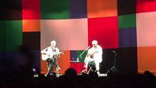 Eduardo Cunha é 'odiado' por plateia do show de Gil e Caetano no Rio – VEJA VÍDEO