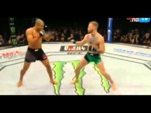 em 13 segundos assista ao nocaut 300x225 - VEJA VÍDEO: Dana White posta vídeo de McGegor nocauteando ex-campeão de boxe