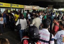 Mais de 100 mil pessoas devem passar pela rodoviária de JP no período junino