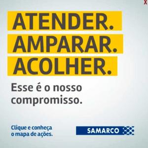 samarco - Samarco faz campanha publicitária para divulgar ações pós-desastre em MG