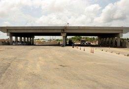Viaduto do Geisel: 50% dos serviços já estão concluídos