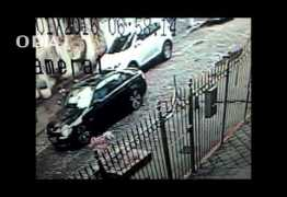 Câmera de segurança registra assalto a motorista – VEJA VÍDEO