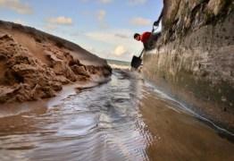Semam multa Cagepa em mais de R$ 3 milhões por derramar esgoto na praia