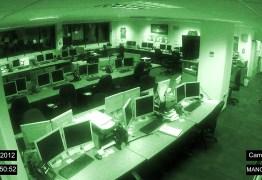 Você acredita que possa existir um escritório assombrado?
