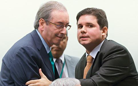Hugo e Cunha - Vitória de Hugo Motta pode representar episódios opostos nas vidas de Cunha e Dilma
