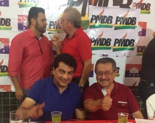 Manoel Junior e Maranh o 310x245 - CABEDELO: Zé Maranhão afirma que PMDB deu vitória ao PSB e cobra reciprocidade