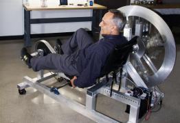 Engenheiro cria bicicleta ergométrica que gera eletricidade