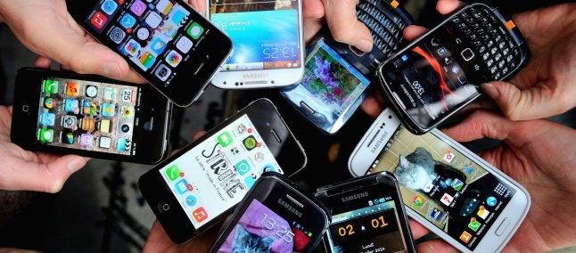 celulares - Anatel inicia neste sábado o bloqueio de celulares piratas