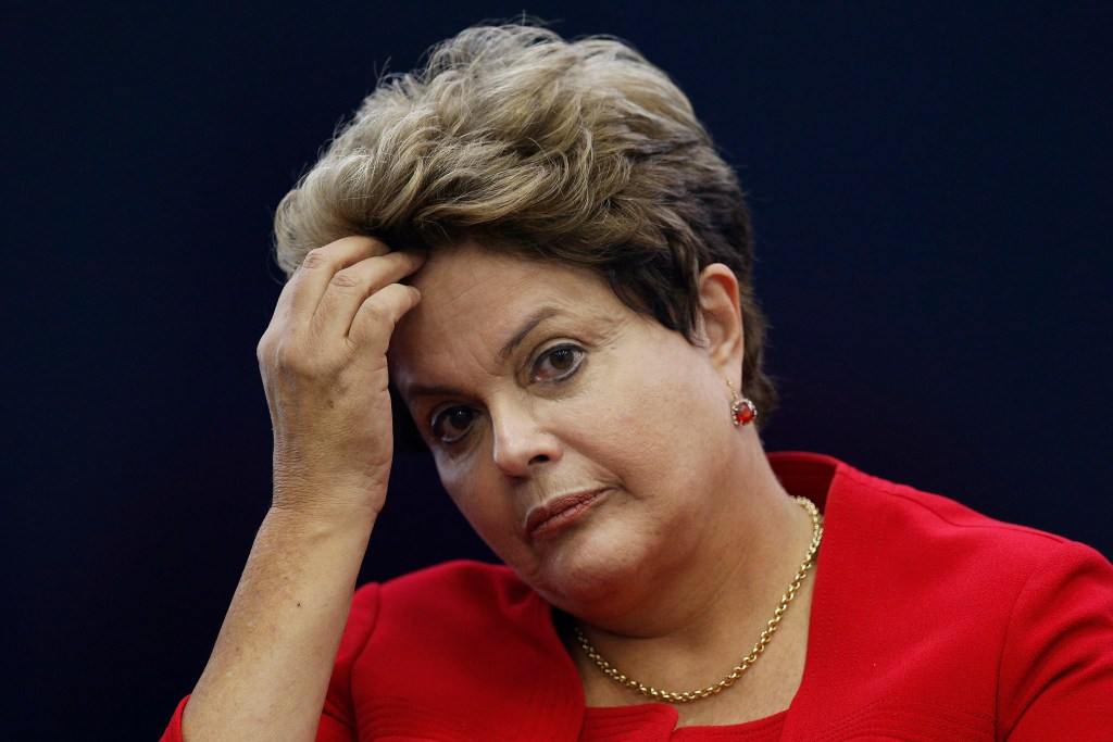 dilma1 1024x683 - Agenda oficial não prevê presença de Dilma em evento de aniversário do PT
