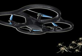Governo acelera análise de uso de drones para combater o mosquito Aedes aegypti