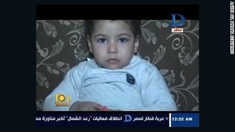 garoto 4 anos - Tribunal erra e garoto de 4 anos de idade é condenado a prisão perpétua no Egito