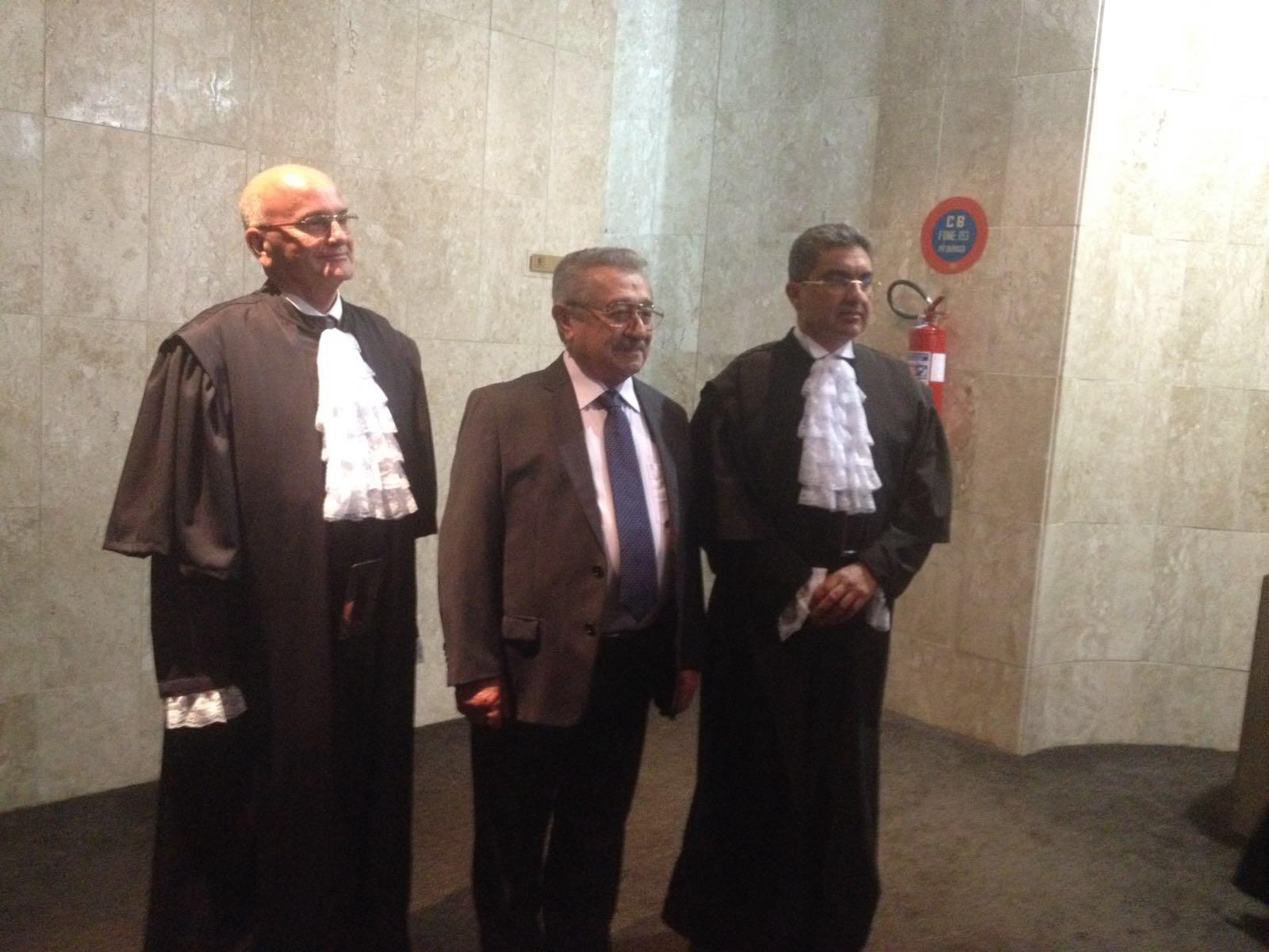 maranhão recife - Desembargador paraibano Alexandre Luna Freire tomou posse hoje no Tribunal Regional Federal