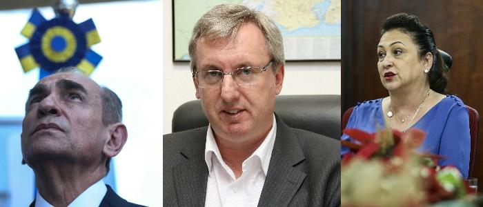 marcelo castro celso pansera katia abreu - Os ministros que trabalharam para derrotar Hugo Motta na disputa da liderança do PMDB