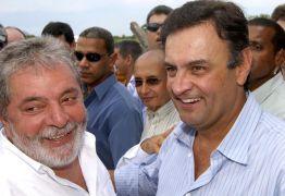 PESQUISA IBOPE PARA 2018: Aécio tem (24,6) e Lula (19,1) na estimulada