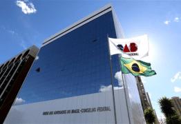 OAB Nacional defende advogados paraibanos e anuncia medidas urgentes contra delegados