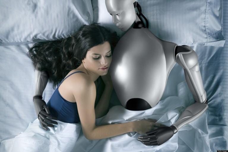 robos sexuais - Robôs sexuais estão sendo feitos para substituir os homens até 2025