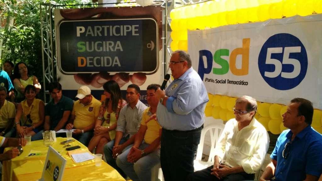 00 2 - PSD faz encontro e apresenta pré-candidatos no interior da Paraíba