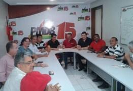 'IRREVERSÍVEL': Maranhão confirma candidatura de Manoel Jr em reunião para lideranças no PMDB