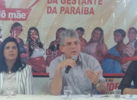 """201603141201350000007332 - RICARDO COUTINHO:  """"Dilma não pode ser culpada pelos erros de outras pessoas"""""""