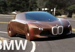 BMW faz 100 anos e lança conceito revolucionário sobre o carro do futuro – VEJA VÍDEO