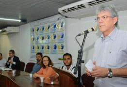 Ricardo assina convênio e João Pessoa será sede dos Jogos Escolares da Juventude