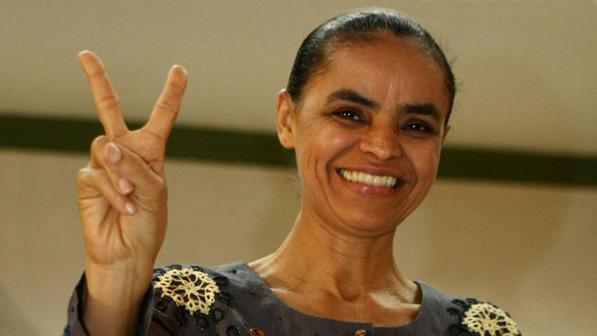 Marina Silva - Pesquisa Datafolha mostra Marina à frente em todos os cenários para 2018