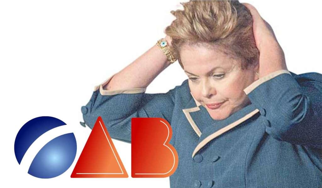 OABEDILMA2 - OAB vai protocolar pedido de impeachment contra Dilma dia 28