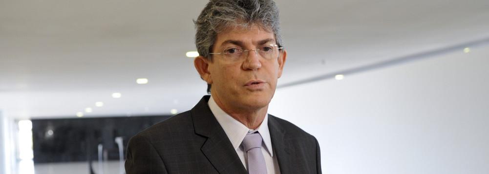 RICARDO GOV. 4 - EM DEFESA DE LULA: Ricardo é o primeiro Governador a denunciar abusos da Lava Jato