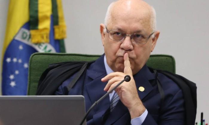 Teori Zavascki - URGENTE: Ministro Teori determina que juiz Moro envie investigação sobre Lula para o STF