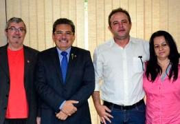 Adriano Galdino recebe apoio do PC do B à sua pré-candidatura em Campina Grande