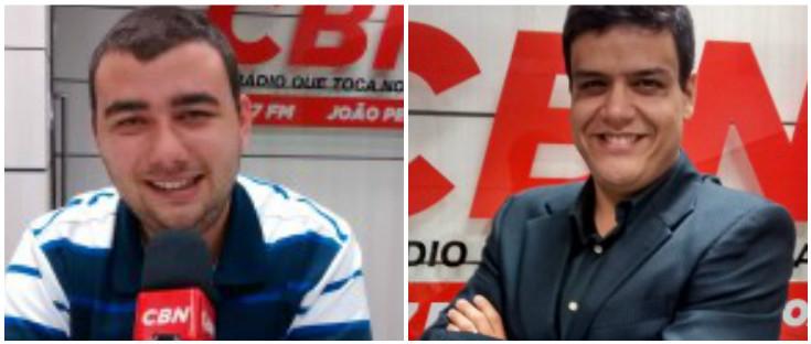 caca e yuri - DE FORA: Dois nomes de peso estão de saída da CBN