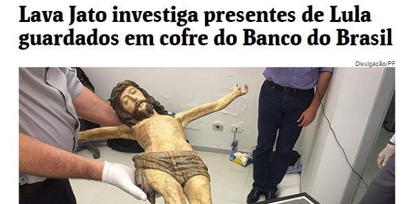 canalhice - POLÊMICA: Lula, mande um exemplar da revista Época para responder à intimação do Moro sobre seu acervo